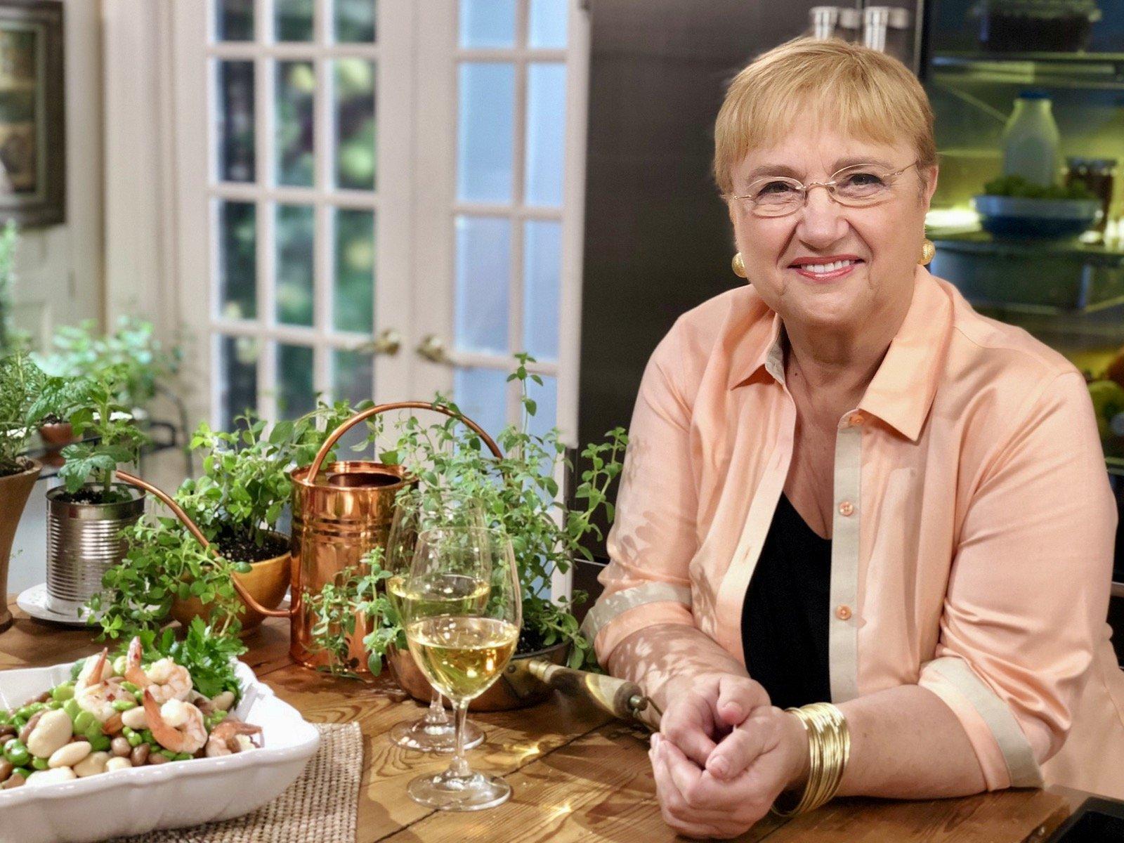 Programmi Tv Di Cucina Americani a lidia bastianich, da vent'anni ambasciatrice della cucina