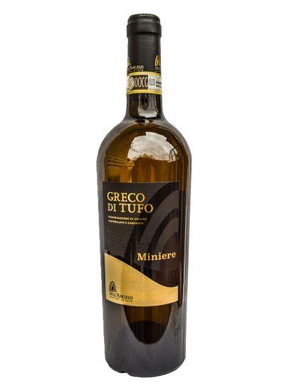 CANTINE DELL'ANGELO, GRECO, TUFO, Su i Vini di WineNews