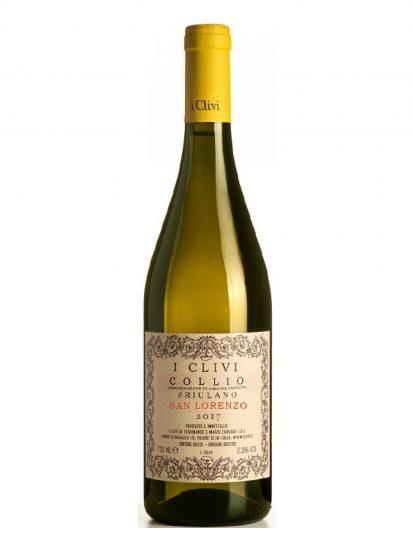 COLLI ORIENTALI DEL FRIULI, I CLIVI, Su i Vini di WineNews