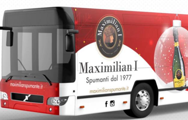 BUS, CANTINA DI SOAVE, MAXIMILIAN, SPUMANTE, vino, Italia