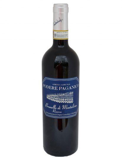 BRUNELLO, MONTALCINO, PODERE PAGANICO, Su i Vini di WineNews