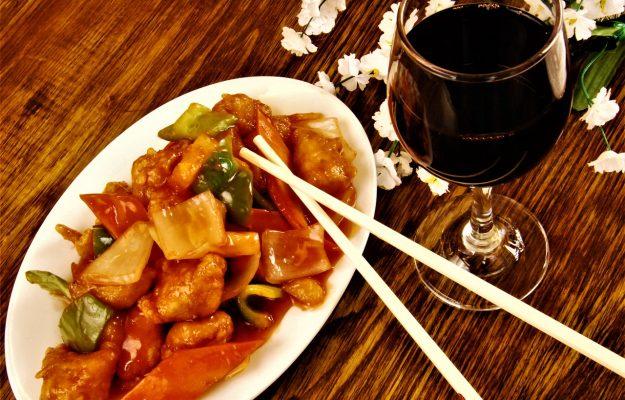 CHINESE CUISINES MEET ITALIAN WINES, CUCINA CINESE, VINO ITALIANO, Mondo