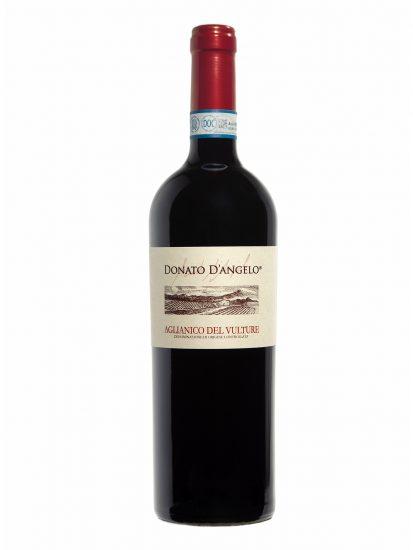 AGLIANICO DEL VULTURE, DONATO D'ANGELO, Su i Vini di WineNews