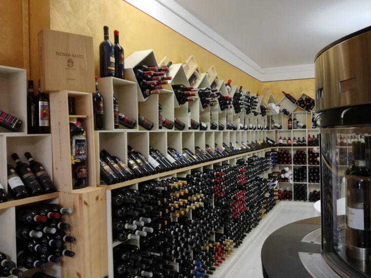 BRUNELLO, ENOTECA SAN GIORGIO, MONTALCINO, Ristoranti ed Enoteche, Su i Quaderni di WineNews