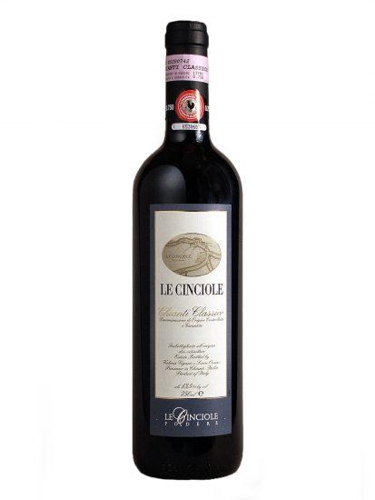 CHIANTI CLASSICO, LE CINCIOLE, PANZANO IN CHIANTI, Su i Vini di WineNews