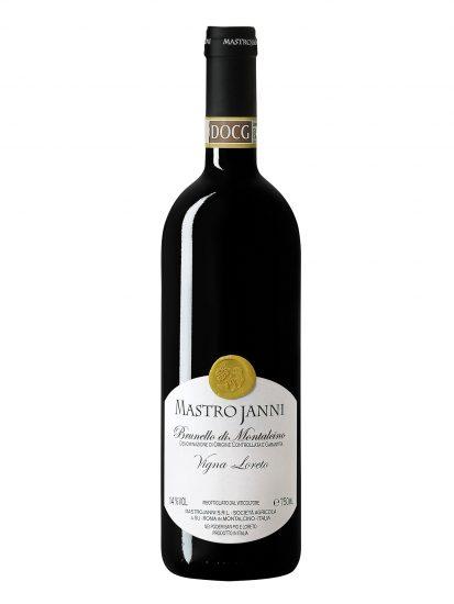 BRUNELLO, MASTROJANNI, MONTALCINO, Su i Quaderni di WineNews