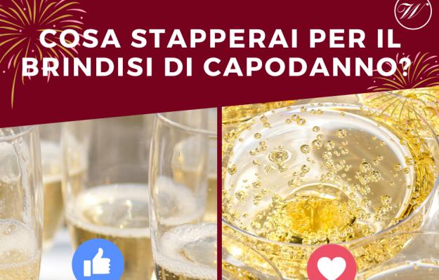 FACEBOOK, INSTAGRAM, Italian bubbles, New Year's Eve, News