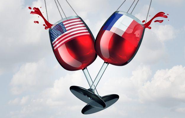 DAZI, FRANCIA, Germania, ITALIA, USA, vino, Mondo