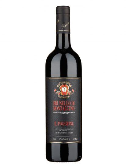 BRUNELLO, IL POGGIONE, MONTALCINO, Su i Vini di WineNews