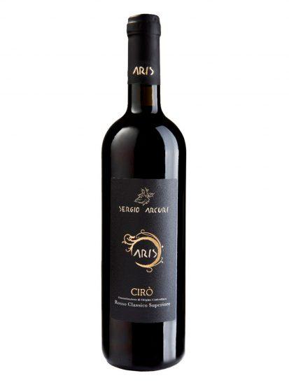 CALABRIA, CIRO', SERGIO ARCURI, Su i Vini di WineNews