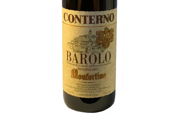 BAROLO MONFORTINO GIACOMO CONTERNO, FINE WINES, ITALIA, ITALY 100, LIV-EX, Mondo