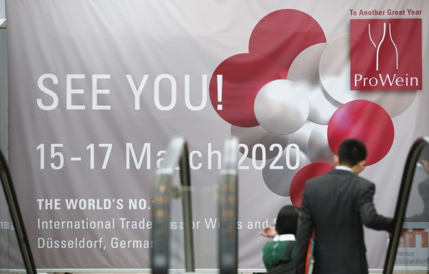 CANCELLATION, ERHARD WIENKAMP, MESSE DUSSELDORF, PROWEIN, News