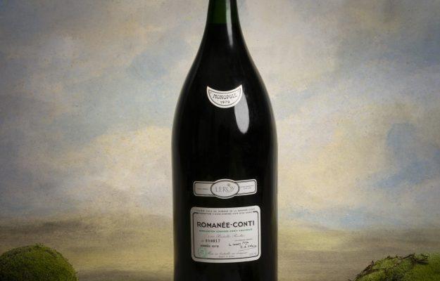 BAGHERA WINES, ROMANEE CONTI, WINE AUCTION, News