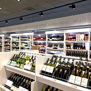 Gdo, continua la crescita del vino nel primo trimestre 2021. I dati Iri