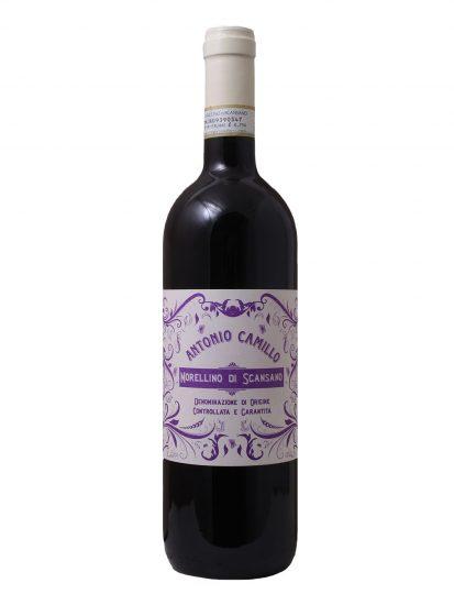 ANTONIO CAMILLO, MORELLINO, SCANSANO, Su i Vini di WineNews