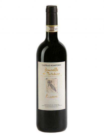 BRUNELLO, CASTELLO ROMITORIO, ROMITORIO, Su i Vini di WineNews