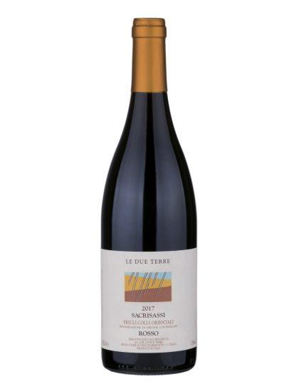FRIULI COLLI ORIENTALI, LE DUE TERRE, ROSSO, Su i Vini di WineNews