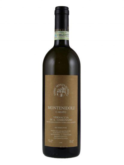 MONTENIDOLI, VERNACCIA SAN GIMIGNANO, Su i Vini di WineNews