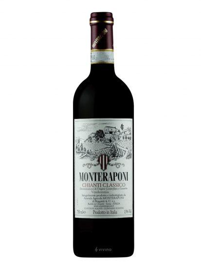 CHIANTI CLASSICO, MONTERAPONI, Su i Quaderni di WineNews