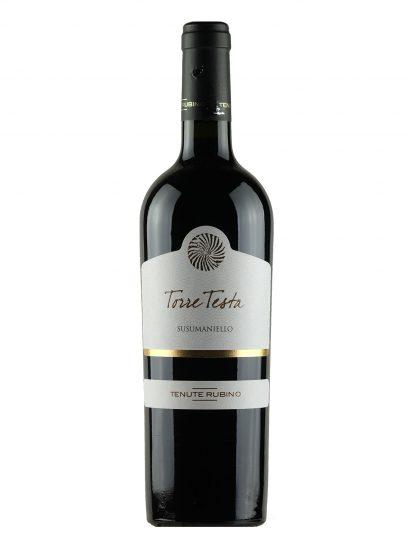 BRINDISI, SUSUMANIELLO, TENUTE RUBINO, Su i Vini di WineNews