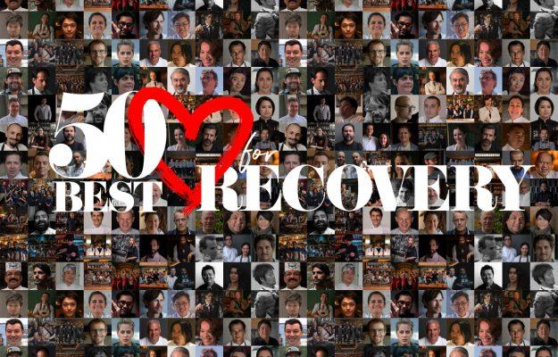 50 BEST, 50 BEST RECOVERY FUND, ALTA RISOTRAZIONE, SAN PELLEGRINO, SOLIDARIETÀ, Non Solo Vino