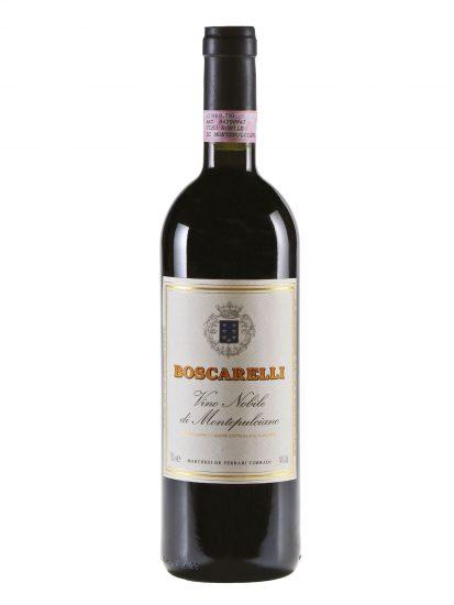 BOSCARELLI, MONTEPULCIANO, VINO NOBILE, Su i Quaderni di WineNews