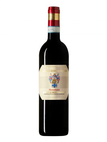 CIACCI PICCOLOMINI D'ARAGONA, MONTALCINO, ROSSO, Su i Vini di WineNews