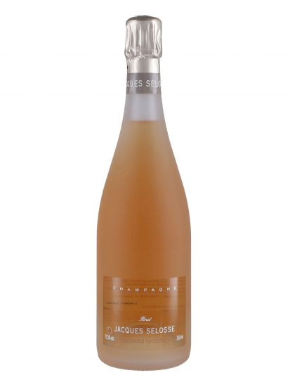 CHAMPAGNE, JACQUES SELOSSE, ROSÉ, Su i Vini di WineNews