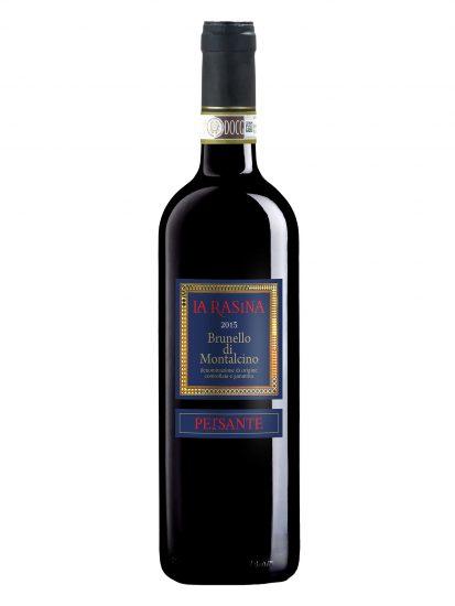 BRUNELLO, LA RASINA, MONTALCINO, Su i Vini di WineNews