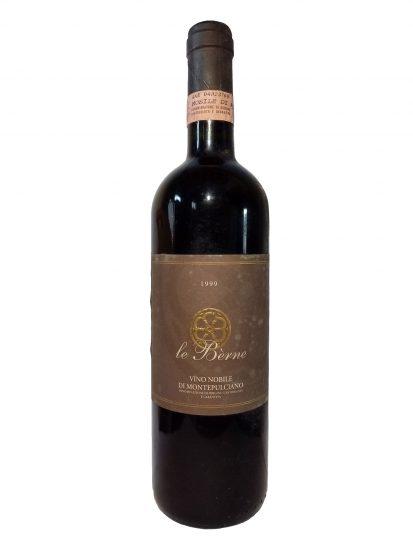 LE BÈRNE, MONTEPULCIANO, VINO NOBILE, Su i Quaderni di WineNews