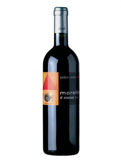 MORELLINO, PODERE CASINA, SCANSANO, Su i Vini di WineNews