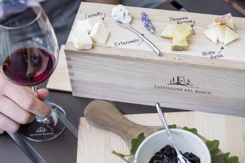 CASTIGLION DEL BOSCO, ENOGASTRONOMIA, MONTALCINO, Ristoranti ed Enoteche, Su i Vini di WineNews