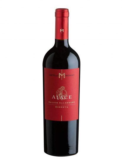 CASTELLO MONACI, ROSSO, SALICE SALENTINO, Su i Vini di WineNews