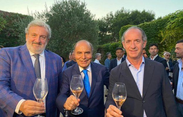 BRUNO VESPA, PROSECCO DOCG, PUGLIA, RICCARDO COTARELLA, vino, Italia