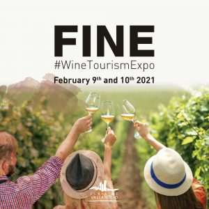 FINE #WineTourismExpo, the International Wine Tourism Exhibition is back in Spain