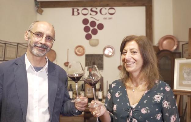 COLLABRIGO, FINAZA, NESTORE BOSCO; TORREVENTO, PROSIT SPA, vino, Italia