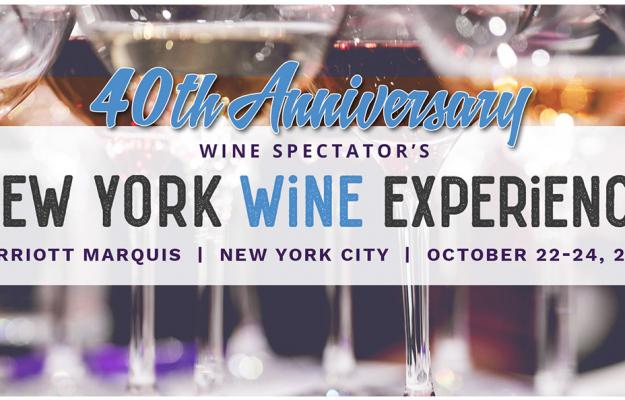 ITALY, NEW YORK, NEW YORK WINE EXPERIENCE, USA, WINE, WINE SPECTATOR, News