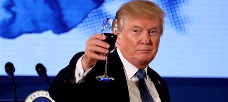 Il vino italiano ancora una volta salvo dai dazi Usa: la decisione del Governo di Trump