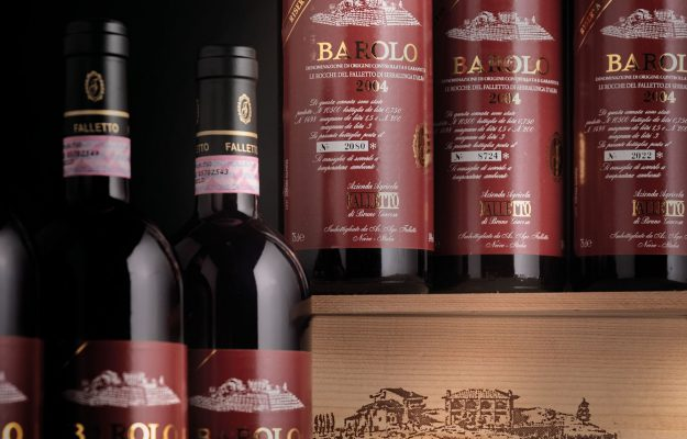 AUCTION, BRUNO GIACOSA, BURGUNDY, CHRISTIE'S, FINE WINES, GIACOMO CONTERNO, MASSETO, SASSICAIA, TOP LOT, News