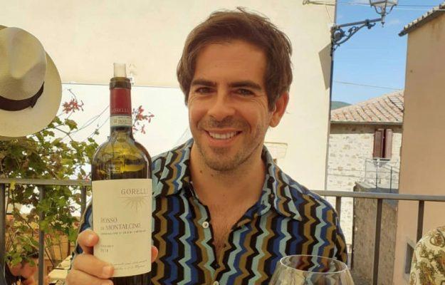 BRUNELLO, ELI ROTH, ITALIAN WINE, News