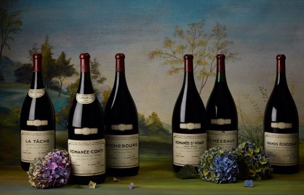 ASTE, BAGHERA WINES, DOMAINE DE LA ROMANÉE-CONTI, PINCHIORRI, vino, Archivio