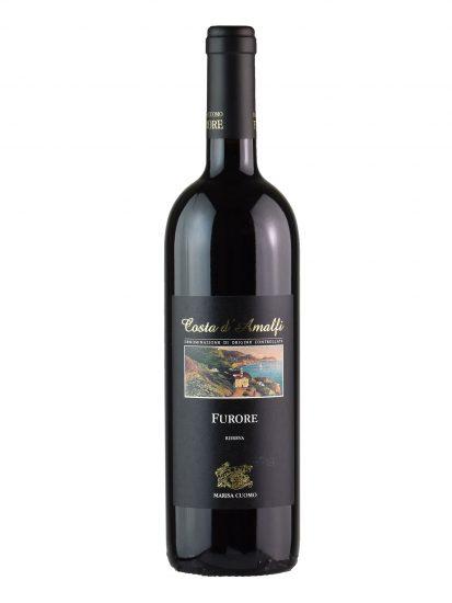COSTA D'AMALFI, FURORE, MARISA CUOMO, ROSSO, Su i Vini di WineNews