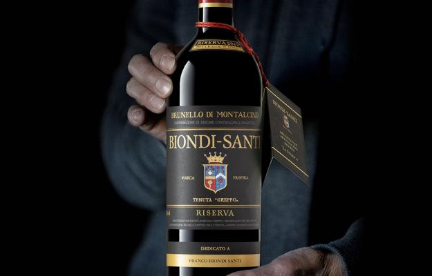 BIONDI SANTI, BRUNELLO DI MONTALCINO RISERVA 2012, DOCTOR WNE, GUIDE, TENUTA GREPPO, vino, Italia