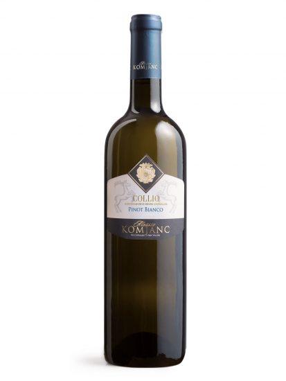 ALESSIO KOMJANC, COLLIO, PINOT BIANCO, Su i Quaderni di WineNews