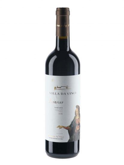 CANTINE LEONARDO DA VINCI, ROSSO, TOSCANA, Su i Vini di WineNews