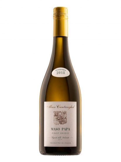 DOLOMITI, MASO CANTANGHEL, PINOT GRIGIO, Su i Vini di WineNews