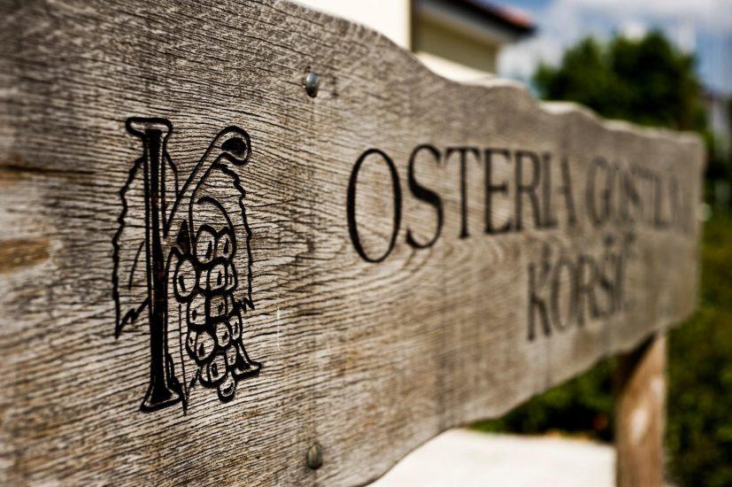 OSTERIA GOSTILNA KORŠIČ, SAN FLORIANO DEL COLLIO, Ristoranti ed Enoteche, Su i Quaderni di WineNews