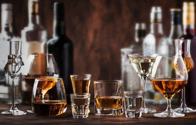 Contrassegno, Distillati, FEDERVINI, LIQUORI, Non Solo Vino
