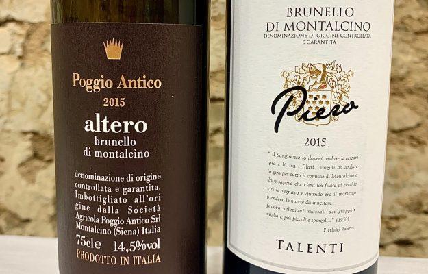 BRUNELLO DI MONTALCINO, POGGIO ANTICO, RAFFAELE VECCHIONE, TALENTI, TOP 100, WINE, WINESCRITIC, News