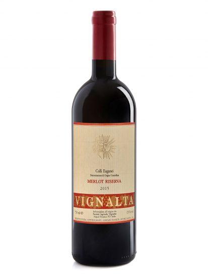 COLLI EUGANEI, MERLOT, VIGNALTA, Su i Vini di WineNews